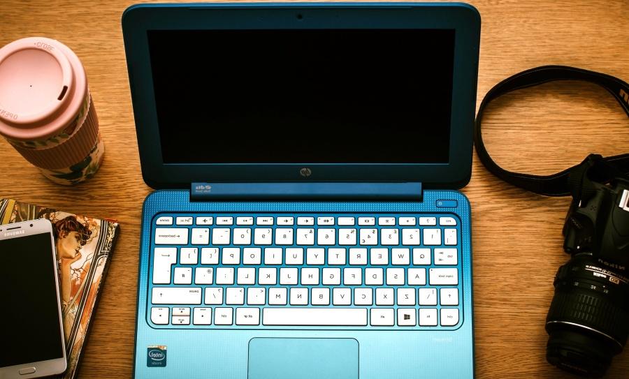 laptop hp smartfon samsung jako środek trwały