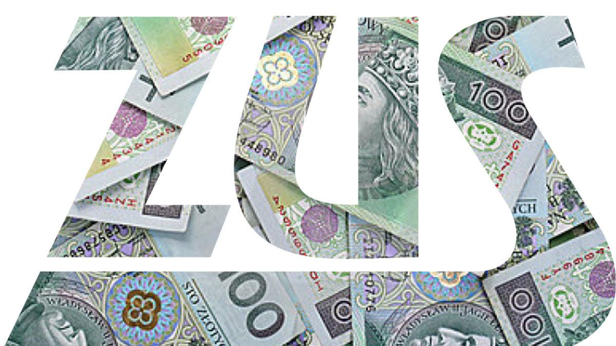 ZUS płace dofinansowanie księgowość pieniądze